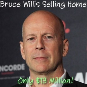 GMA: Dodgeball Sequel Confirmed & Bruce Willis Selling Idaho Home