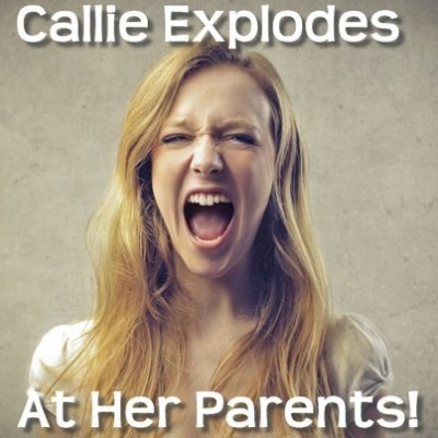 Dr Phil: Callie Explosively Snaps At Overbearing, Controlling Parents