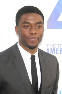 GMA: Chadwick Boseman New Movie 42 & Honoring Jackie Robinson's Memory