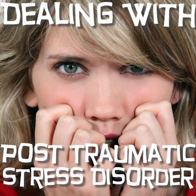 how to get over traumatic stress