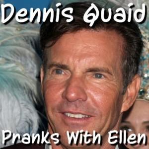 Ellen: Dennis Quaid Pranks, Kate McKinnon & Grizzly Bear Performance