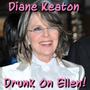 Ellen: Diane Keaton Loves Rap Music & Frank Ocean & The Big Wedding