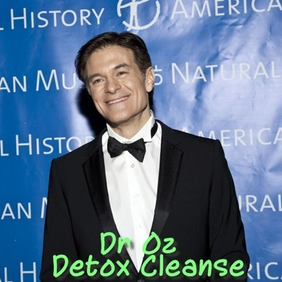 The Today Show sat down with Dr. Oz to talk about his detox cleanse
