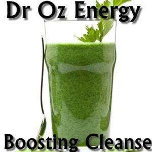 Dr Oz: 3-Day Energy-Boosting Cleanse for a Healthy Gut & Weight Loss