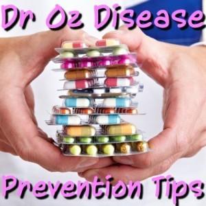 Dr Oz Dangerous Health Habits & Preventing Disease From Happening