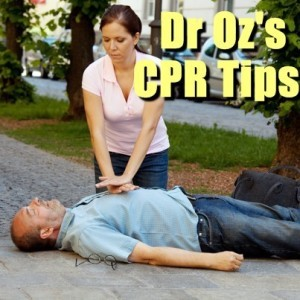 Dr Oz: How to Perform CPR on a Baby & Boys Save Baby's Life Using CPR