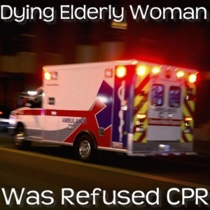 The Doctors: Dying Elderly Woman Refused CPR & Good Samaritan Law