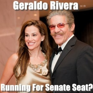 Kelly & Michael: Geraldo Rivera Running for Senate Seat in New Jersey