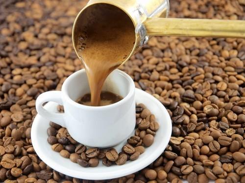 Boiled Greek Coffee