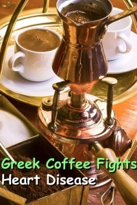 Dr Oz: Greek Coffee Lowers Risk of Diabetes & Fights Heart Disease