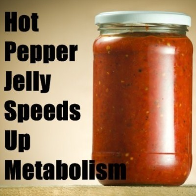 Dr Oz Acacia Powder Review & Hot Pepper Jelly Increases Metabolism 20%