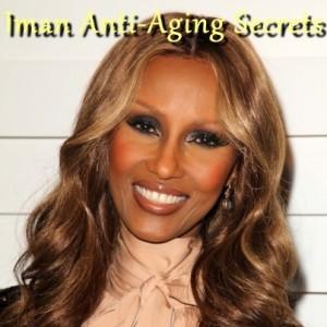 Katie: Iman & Paulina Porizvoka Anti-Aging Secrets, Bobbi Brown Makeup