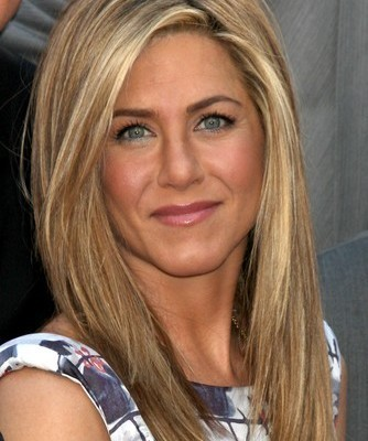 Jennifer Aniston will come by Ellen November 25, 2014, to talk about her new movies Horrible Bosses 2 and her Oscar-buzz movie Cake. (Helga Esteb /Shutterstock.com)