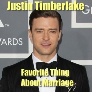 Ellen: Justin Timberlake on Marriage & His Grammy Performance Troubles