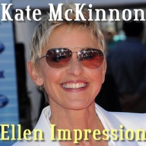 Ellen: Kate McKinnon Compared Ellen to Jesus & Does Ellen Impression