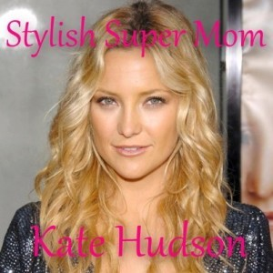 Kate Hudson thinks that her 21 month-old son, Bingham, could be the next Youtube sensation with his drum kit. How does she handle parenting & acting? (Image: s_buckley / Shutterstock.com)