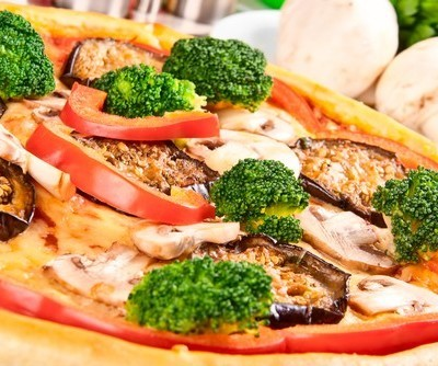 Kathie Lee & Hoda: Spring Vegetable Pizza & Panko-Crusted Cod Recipes