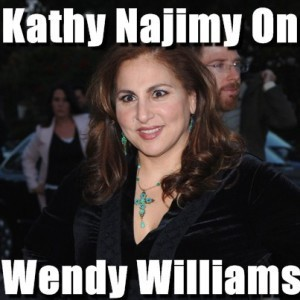 Wendy: Kathy Najimy The Big C Series Finale & Fabio Viviani's Kitchen