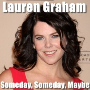 Today Show: Lauren Graham Someday, Someday, Maybe & Promposal Ideas