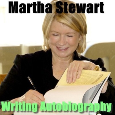 Today Martha Stewart Autobiography, Jail Time & Making Dishtowel Dress