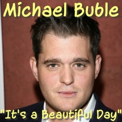 "Today Show: Michael Buble ""It's a Beautiful Day"" & To Be Loved Album"
