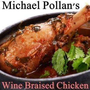 Dr Oz: Michael Pollan Wine Braised Chicken Recipe & Beat Grocery Traps