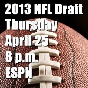 Kelly & Michael: Roger Goodell 2013 NFL Draft & Heads Up Football Plan