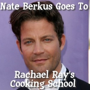 Rachael Ray's Cooking School With Nate Berkus & Chef David Burke