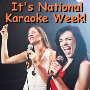 Ellen: 12 Days of Giveaways Ticket & National Karaoke Week Celebration