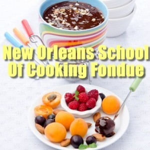 Steve Harvey Concentration Game & New Orleans School Of Cooking Fondue