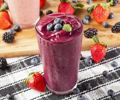 Dr Oz: Paleo Breakfast Smoothie Recipe & Paleo Diet Cobb Salad Recipe