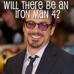 "Kelly & Michael: Robert Downey, Jr ""Iron Man 3"" & ""Iron Man 4"" Sequel?"