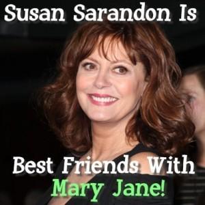 Wendy Williams: Susan Sarandon The Big Wedding & Nicole Lapin Hot Talk