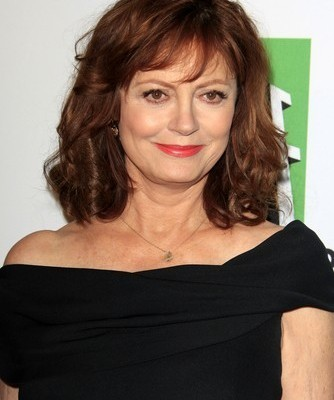 GMA: Susan Sarandon The Big Wedding Review & The Company You Keep Role