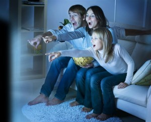 On September 28, 2014, CBS Sunday Morning took a look at why so many great television shows are on Sunday night. (Image Credit: s_buckley / Shutterstock.com)