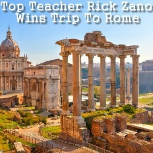 Live Top Teacher Week: Rick Zano From Princess Anne High School