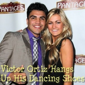 GMA: Victor Ortiz Voted Off DWTS & Evian's Dancing Toddlers Go Viral