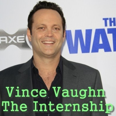 Ellen: Vince Vaughn Expecting Baby #2 & Filming At Google Headquarters