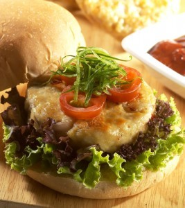 The Chew: Chicken Mac and Cheese Burger & Spicy Sausage Burger Recipes