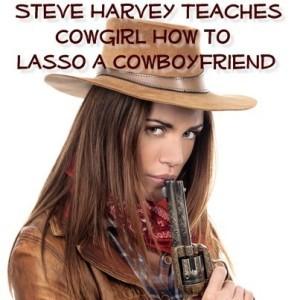 Steve Harvey: Best Promposal of 2013 & Cowgirl Lassos Herself a Cowboy
