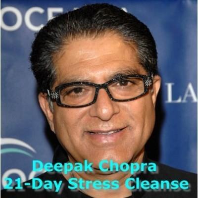 Dr Oz: Deepak Chopra 21-Day Stress Cleanse & Sherri Shepherd Plan D