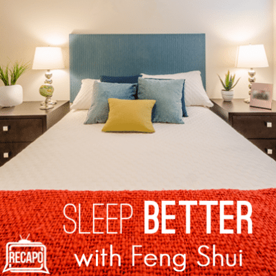 Dr Oz: Feng Shui in the Bedroom & Beeswax Candles Purify the Room