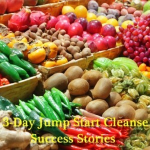 Dr Oz 3-Day Jump Start Cleanse Success Story & Food Dumping Guidelines