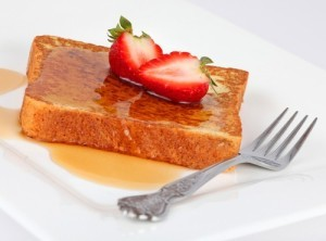 Dr Oz: Baked Cinnamon Grapefruit Recipe & Strawberry French Toast