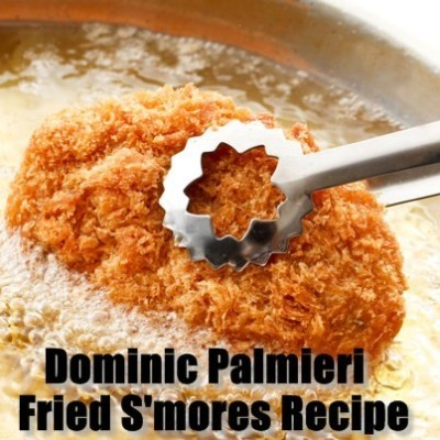 Steve Harvey: Dominic Palmieri Fried Food Recipes & Marriage Secrets