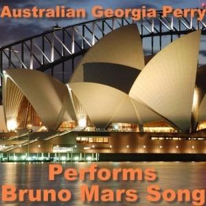 "Ellen: Australian Georgia Perry Performs ""Count On Me"" by Bruno Mars"