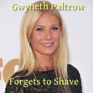 Ellen: Gwyneth Paltrow Sheer Dress & Named Worlds Most Beautiful Woman