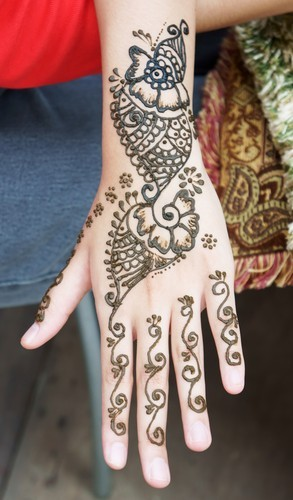 Mehndi For Doctors : The doctors dangers of henna tattoos airline charging