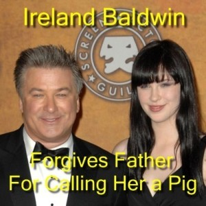 GMA: Ireland Baldwin Defends Father & Stands Up to Critics in Post