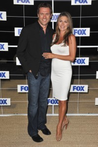 Kelly & Michael: Jason O'Mara Jack Lamb In 'Vegas' & Wife Paige Turco